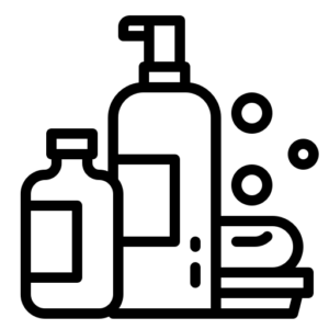 Produits d'hygiène sanitaire